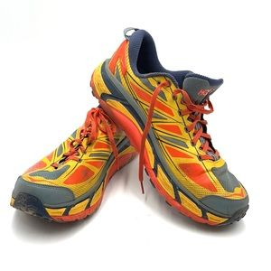 Hoka One One Multicoloured Mafate Speed 2 sneakers